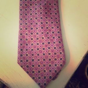 Brooks Brothers 100% silk tie.